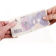 Zde si můžete požádat o poskytnutí rychlé půjčky před výplatou. A to až do 30 000 Kč